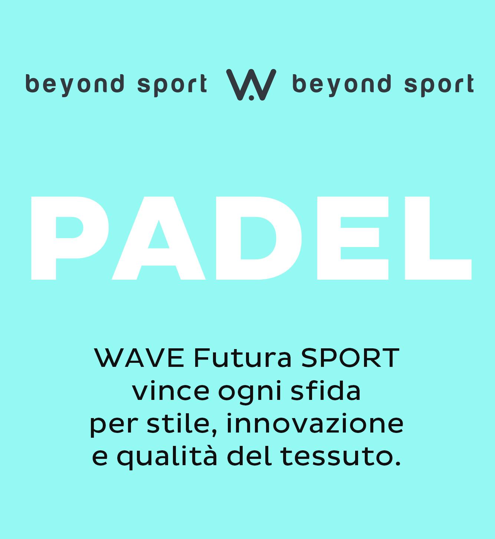 Abbigliamento Padel - beyond sport