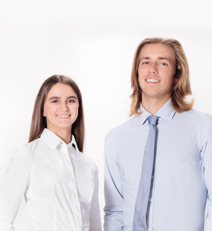Camicie che non si stirano uomo e donna