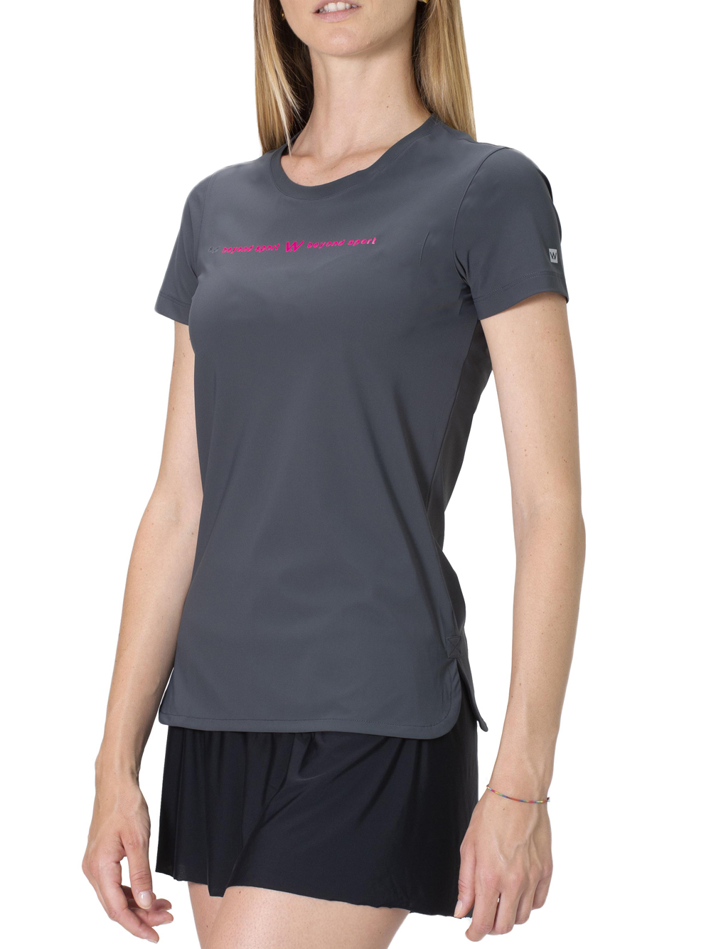 Immagine t-shirt donna sport pietrasanta