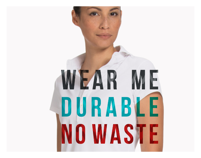 Wear Me, Durable, NO Waste